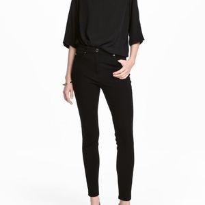 H&M Women's Black Skinny Jeans